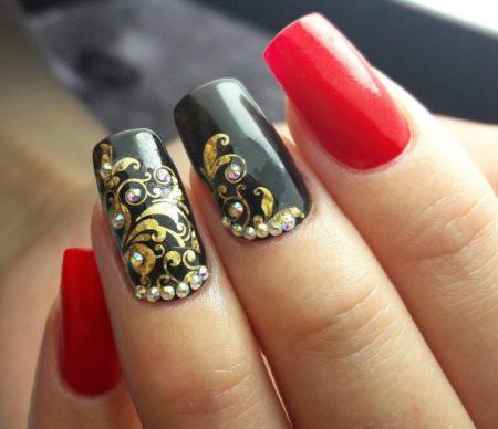 Красивые ногти «фото маникюра с дизайном» – новинки нейл – арта.