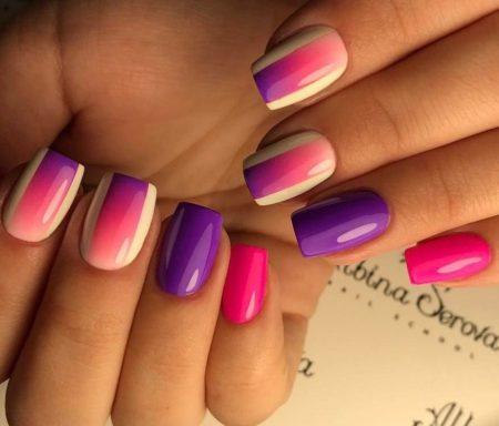 Красивые ногти фото с дизайном – модный маникюр под вечерний наряд