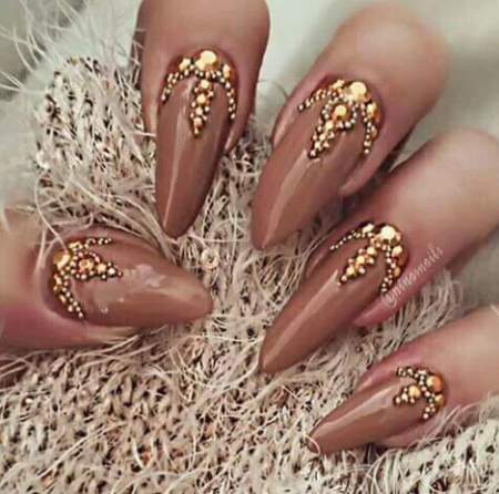 Фото ногтей красивого маникюра