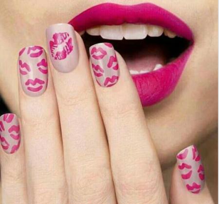 Красивые ногти фото