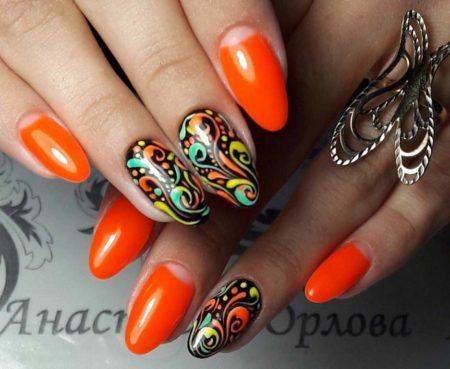 Дизайн ногтей Лето – фото модного маникюра гель-лаком