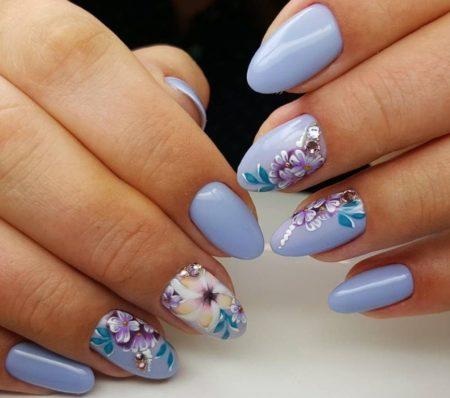 Оригинальный дизайн ногтей — красивые фото маникюра.