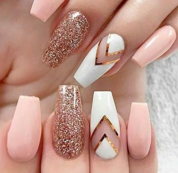 Дизайн модных ногтей-30 фото