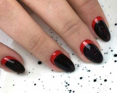 черно-красный руффиан
