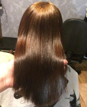 Ботокс для волос польза