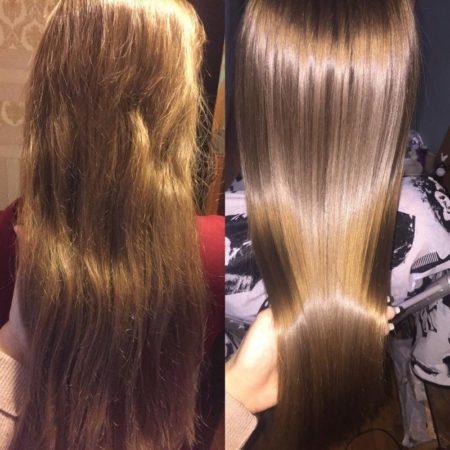 Ботокс для волос: фото, показания и противопоказания, правила проведения, польза и вред, уход после