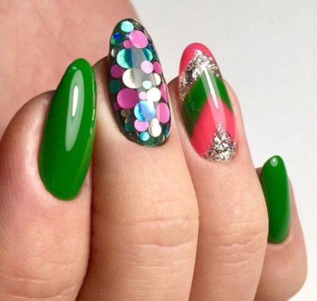 камифубики на ногтях фото