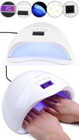 УФ лампа для маникюра: как правильно выбрать. Обзор популярных ламп для полимеризации гель лака