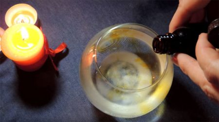 ванночка для ногтей с йодом
