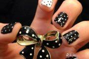 Красивый дизайн коротких ногтей 51 фото