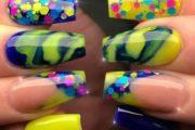 Летний образ – 49 ногти фото, модные идеи дизайна Лето 2017