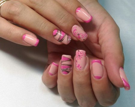 manicure-short-nails-ideas-11