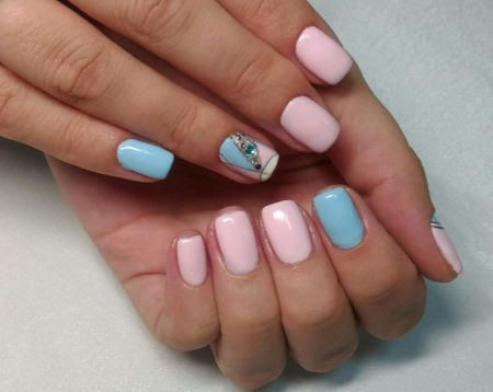 manicure-short-nails-ideas-12