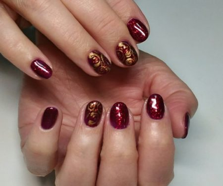 manicure-short-nails-ideas-70