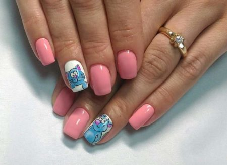 manicure-short-nails-ideas-88