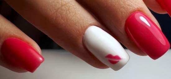 manikyur-v-stile-minimalizm-2 Очень красивый дизайн ногтей - 453 фото шикарного маникюра