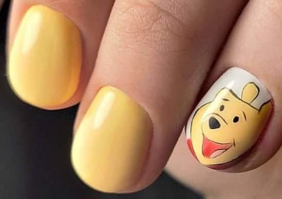 multiki-na-nogtyah-1 Очень красивый дизайн ногтей - 453 фото шикарного маникюра