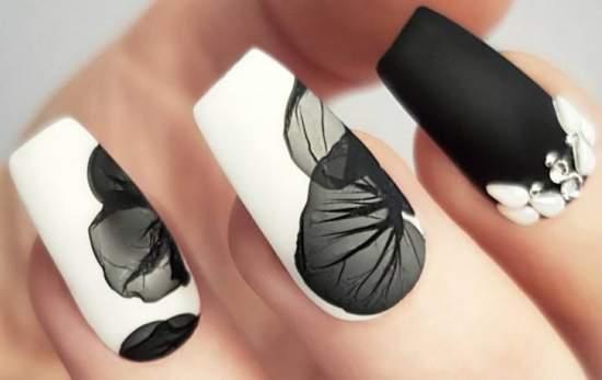 Простые рисунки на ногтях для начинающих пошагово (40 фото)