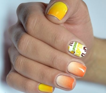 Дизайн ногтей изысканного маникюра фото