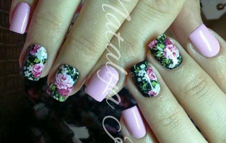 Фото дизайн ногтей гель-лаком
