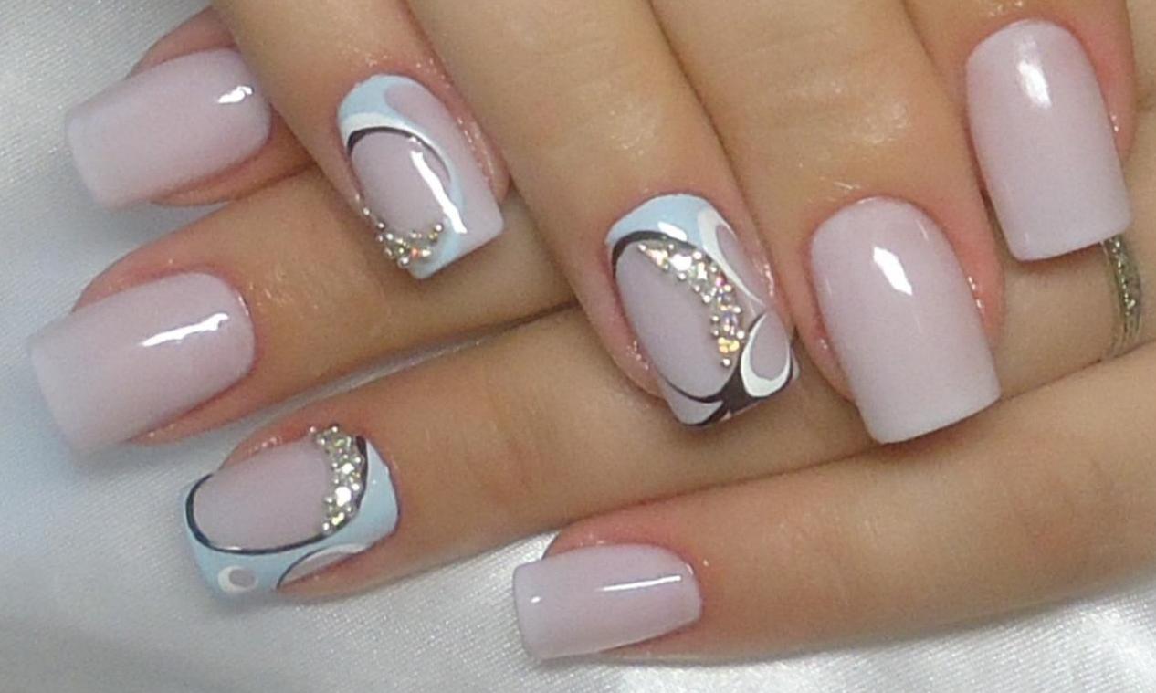 Весенний дизайн ногтей гель лак новые фото