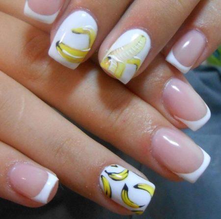Дизайн ногтей гель-лаком
