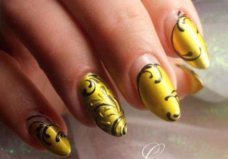 Ногти фото дизайн весна-лето