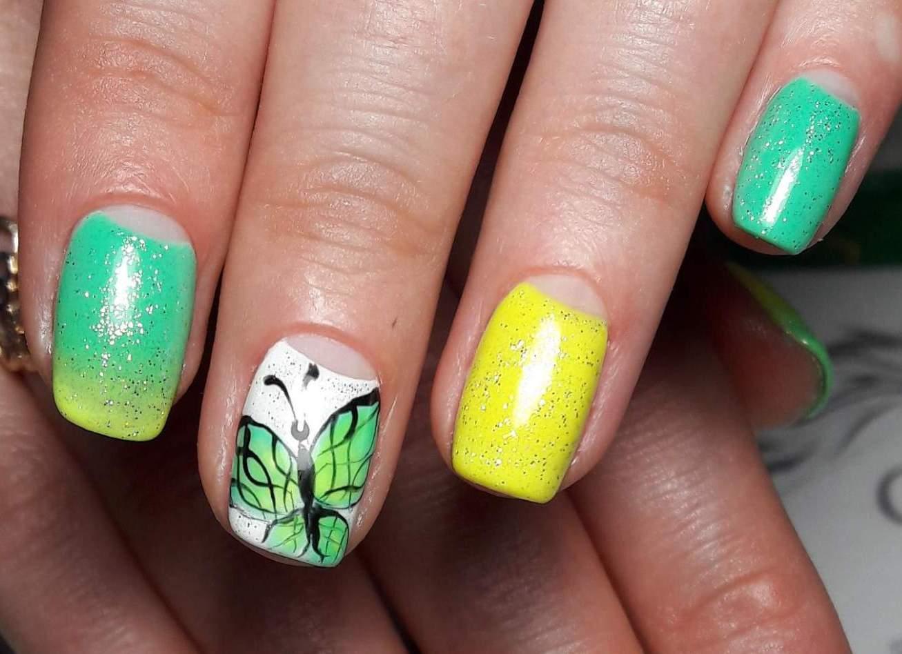 Белые Матовые Ногти Фото Дизайн