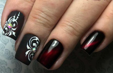 Дизайн ногтей фото эксклюзивный маникюр