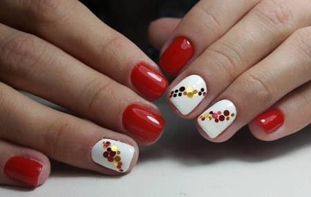 сочные ногти