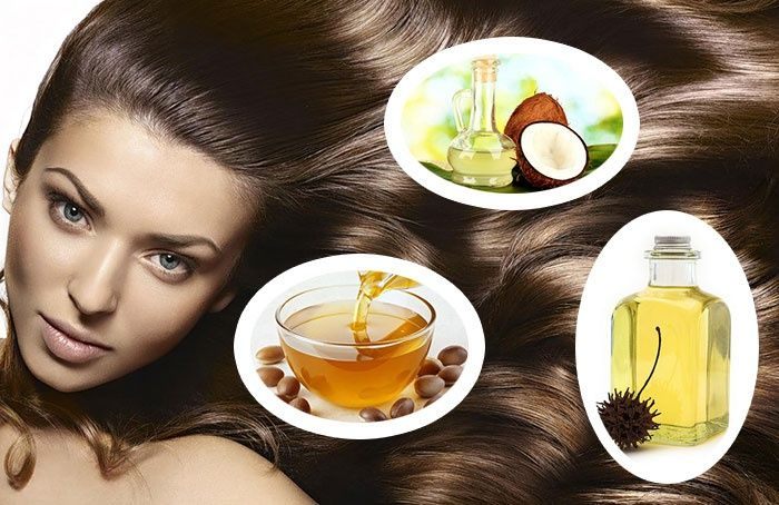 Народные рецепты средств для стимуляции роста волос