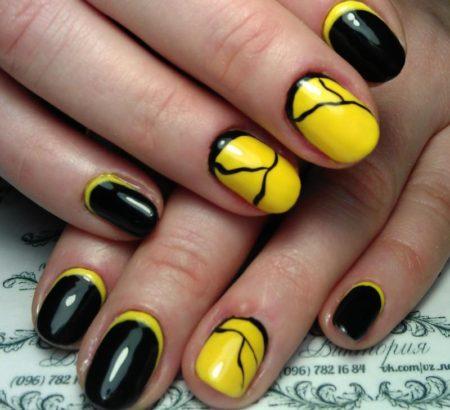 желто-черный руффиан