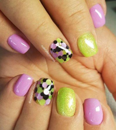 Маникюр с камифубиками: особенности, фото красивого дизайна ногтей с камифубиками