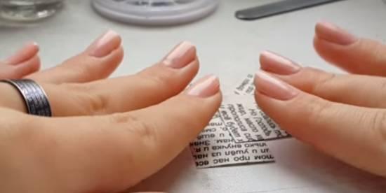 Газетный маникюр: красивые фото, как сделать в домашних условиях