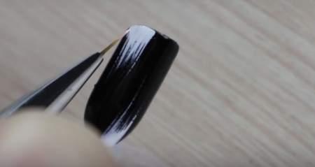 техника мазки
