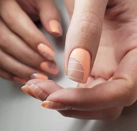 голые ногти