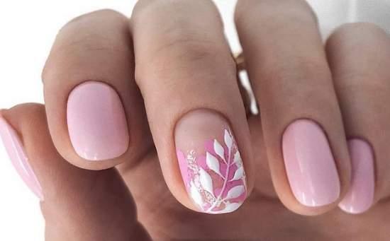 розовый дизайн