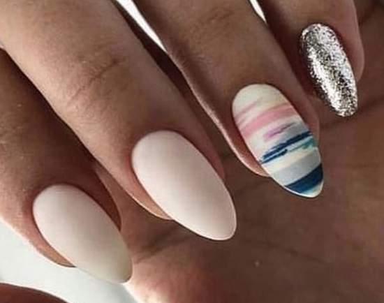 Нарощенные ногти: модные в 2019 году дизайны