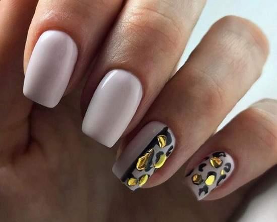 дизайн ногтей 2019 для подружки невесты