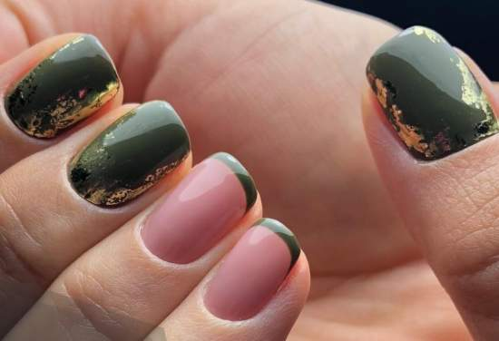 Модный осенний маникюр 2019 – 2020: выбираем стильный дизайн ногтей на осень