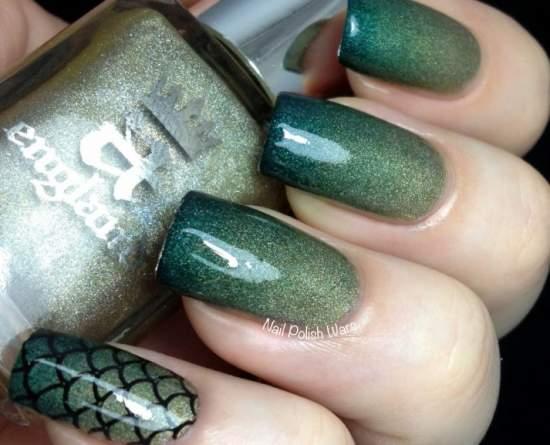 zelenyj ombre (2)