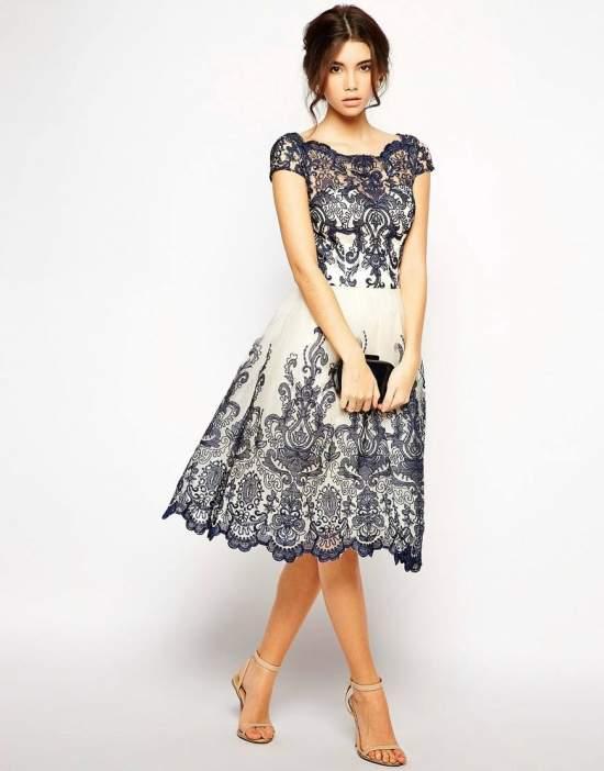 платья на нг 13