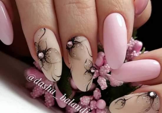 нежно-розовый 93