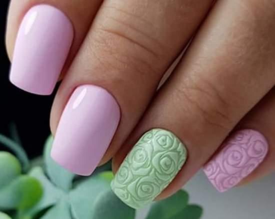 нежно-розовый 94