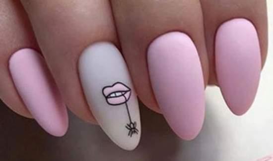 нежно-розовый 95