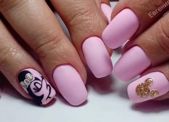 нежно-розовый 98