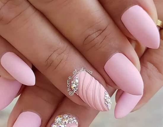 нежно-розовый 12