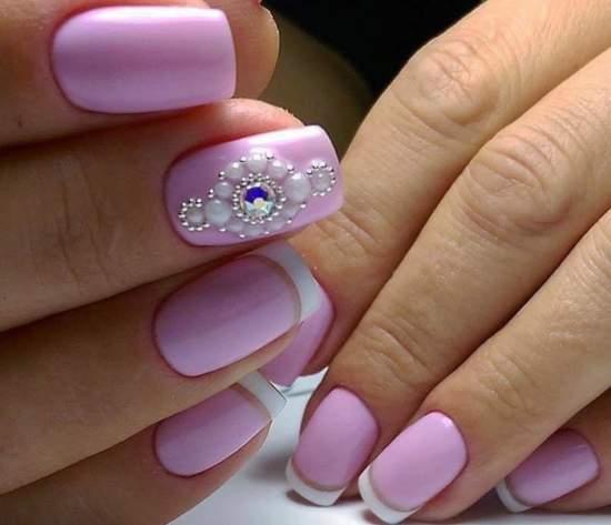 нежно-розовый 15