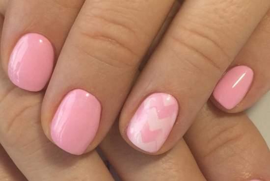 нежно-розовый 18