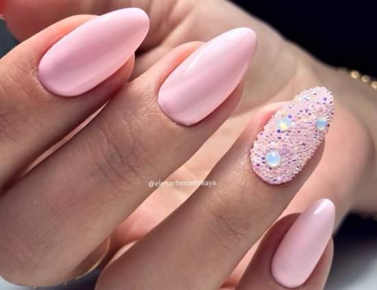 нежно-розовый 23